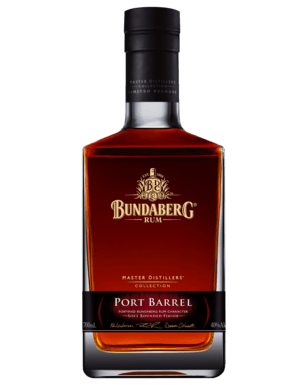 Bundaberg Master Distillers' Port Barrel Rum 700mL